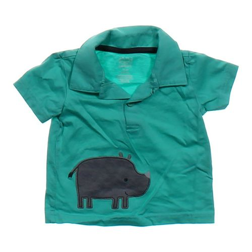 The Children's Place Graphic Polo Shirt in size 3 mo at up to 95% Off - Swap.com