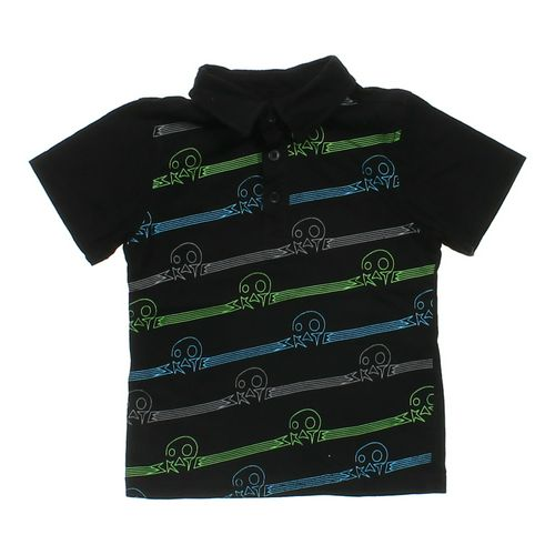 Utility Graphic Polo Shirt in size 5/5T at up to 95% Off - Swap.com