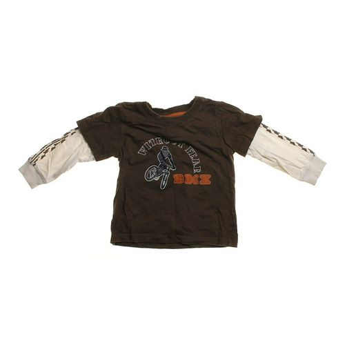 Authentic Graphite Graphic Shirt in size 4/4T at up to 95% Off - Swap.com