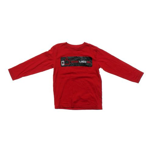 Crazy 8 Graphic Shirt in size 5/5T at up to 95% Off - Swap.com