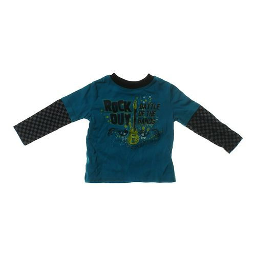 Kidgets Graphic Shirt in size 12 mo at up to 95% Off - Swap.com