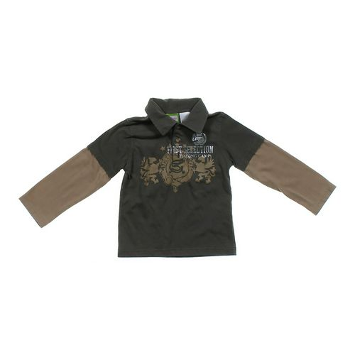 Kidgets Graphic Shirt in size 3/3T at up to 95% Off - Swap.com
