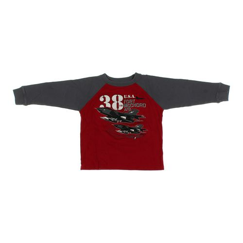 Toughskins Graphic Shirt in size 5/5T at up to 95% Off - Swap.com