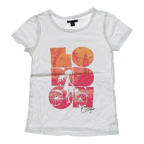 Gap Graphic Shirt in size 14 at up to 95% Off - Swap.com