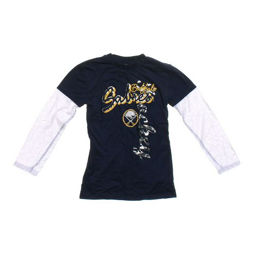 NFL Team Apparel Graphic Shirt in size 14 at up to 95% Off - Swap.com
