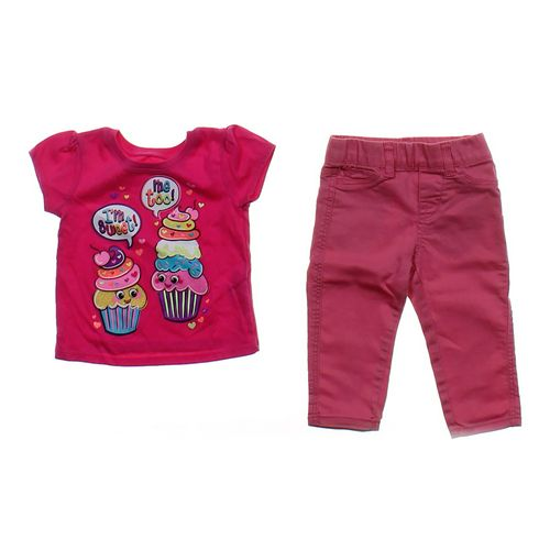 Garanimals Graphic Shirt & Pants in size 12 mo at up to 95% Off - Swap.com