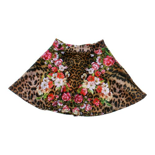 Body Central Graphic Skirt in size M at up to 95% Off - Swap.com