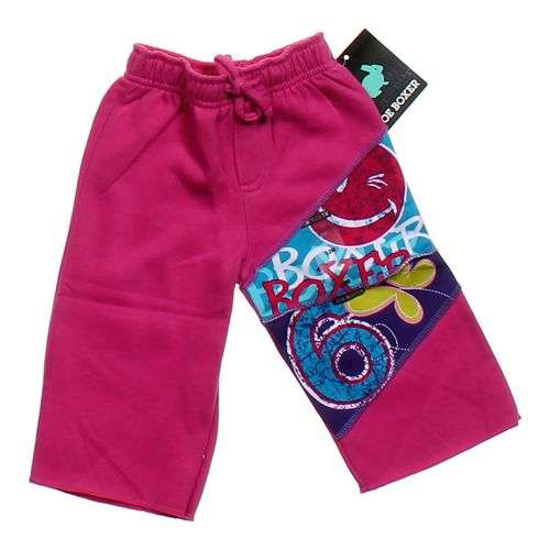 Joe Boxer Graphic Sweatpants in size 12 mo at up to 95% Off - Swap.com