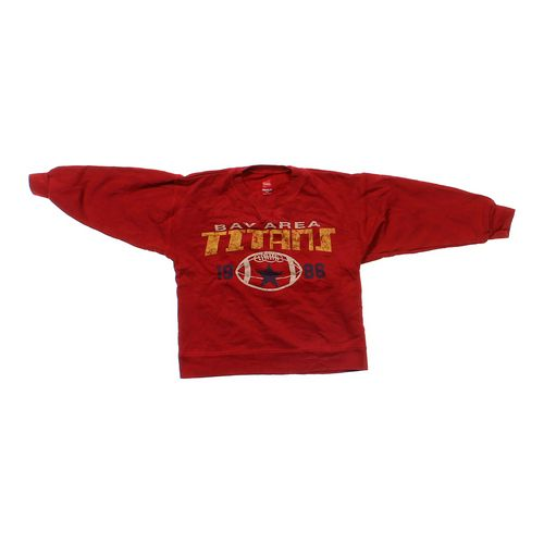Hanes Graphic Sweatshirt in size 4/4T at up to 95% Off - Swap.com