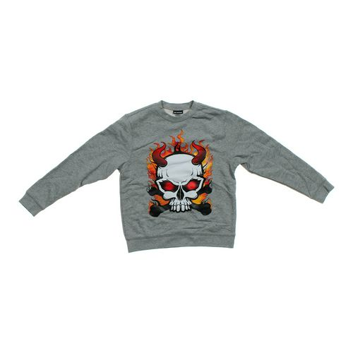 Joe Boxer Graphic Sweatshirt in size 10 at up to 95% Off - Swap.com