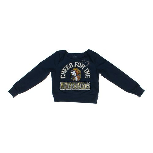5th & Ocean Sportswear Graphic Sweatshirt in size 12 at up to 95% Off - Swap.com