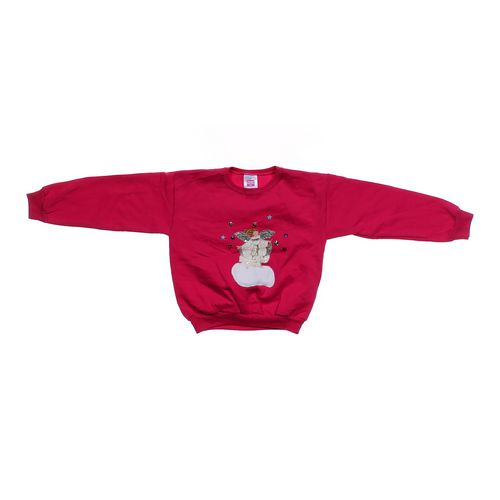 Hanes Graphic Sweatshirt in size 10 at up to 95% Off - Swap.com