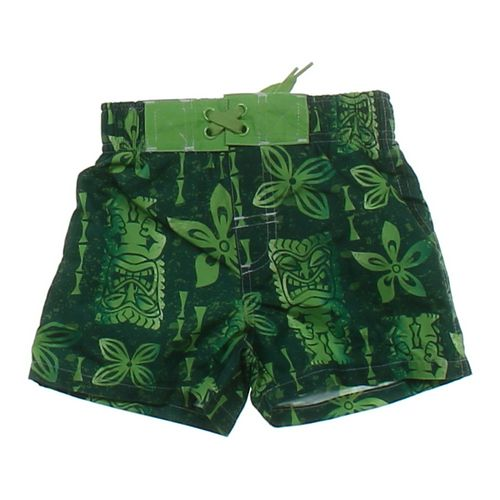 Circo Graphic Swim Trunks in size 9 mo at up to 95% Off - Swap.com