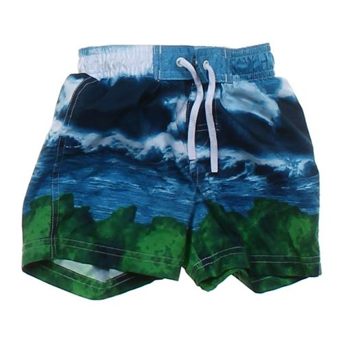 Koala Kids Graphic Swim Trunks in size 6 mo at up to 95% Off - Swap.com