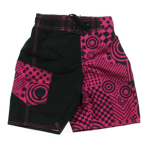Old Navy Graphic Swim Trunks in size 6 at up to 95% Off - Swap.com