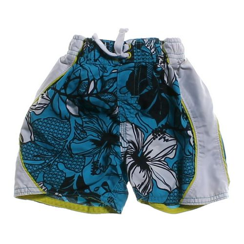 The Children's Place Graphic Swim Trunks in size 12 mo at up to 95% Off - Swap.com