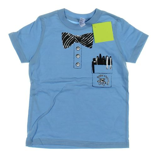 American Apparel Graphic T-shirt in size 4/4T at up to 95% Off - Swap.com