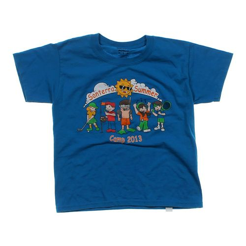 Gildan Graphic T-shirt in size 8 at up to 95% Off - Swap.com