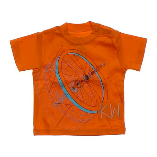 Kinder Wear Graphic T-shirt in size 6 mo at up to 95% Off - Swap.com