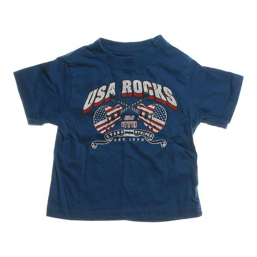 The Children's Place Graphic T-shirt in size 6 mo at up to 95% Off - Swap.com