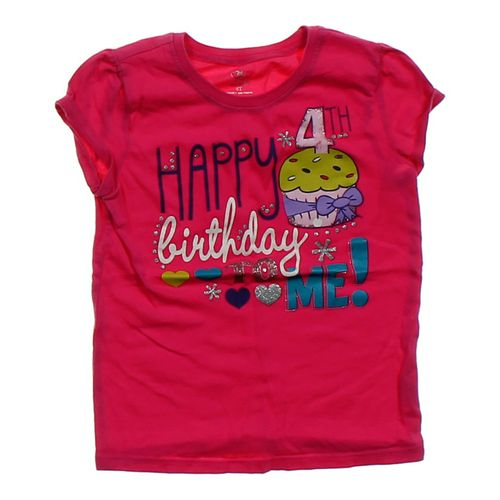 The Children's Place Graphic T-shirt in size 4/4T at up to 95% Off - Swap.com