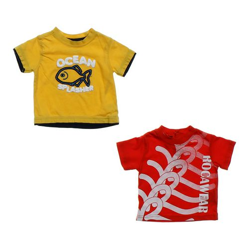 OshKosh B'gosh Graphic T-Shirt Set in size 6 mo at up to 95% Off - Swap.com