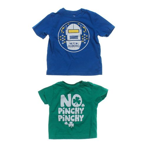 babyGap Graphic T-shirts in size 2/2T at up to 95% Off - Swap.com