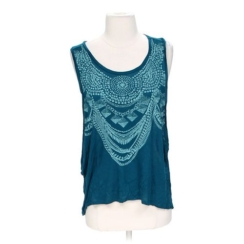 Body Central Graphic Tank Top in size S at up to 95% Off - Swap.com