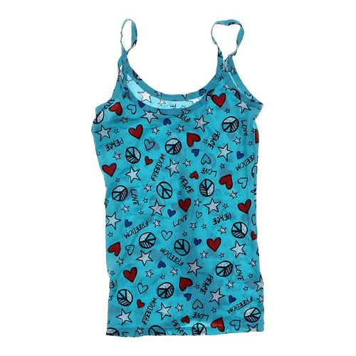 No Boundaries Graphic Tank Top in size JR 11 at up to 95% Off - Swap.com