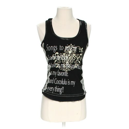 Graphic Tank Top in size S at up to 95% Off - Swap.com