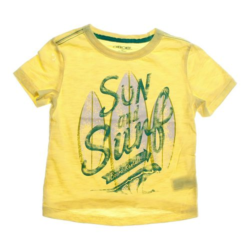 Cherokee Graphic Tee in size 4/4T at up to 95% Off - Swap.com