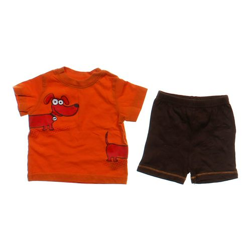 Circo Graphic Tee & Shorts in size 6 mo at up to 95% Off - Swap.com