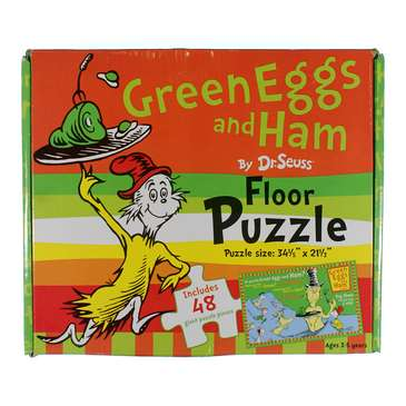 Green Eggs and Ham Puzzle for Sale on Swap.com