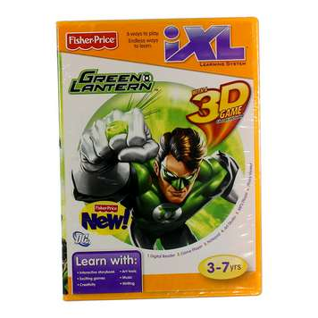 Green Lantern iXL Learning System for Sale on Swap.com