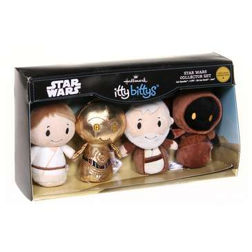 Hallmark itty bittys Star Wars Stuffed Animal Collector for Sale on Swap.com