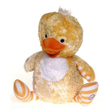 Hallmark Yellow Duck Plush Animated for Sale on Swap.com