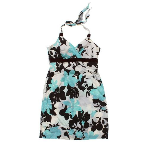 City traingles Halter Dress in size JR 7 at up to 95% Off - Swap.com