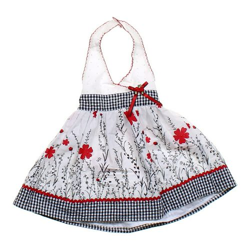 Youngland Halter Dress in size 12 mo at up to 95% Off - Swap.com