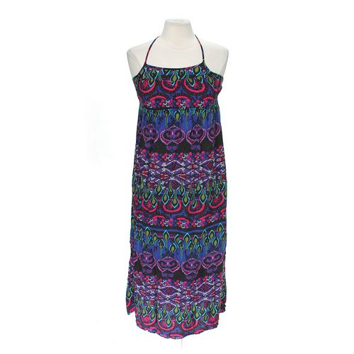 Xhilaration Halter Top Dress in size M at up to 95% Off - Swap.com