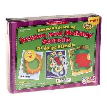 Hands and Learning Season and Holiday Stencils for Sale on Swap.com