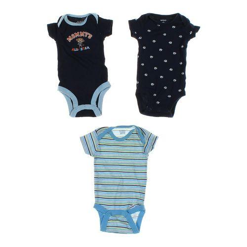 Carter's Handsome Bodysuit Set in size NB at up to 95% Off - Swap.com