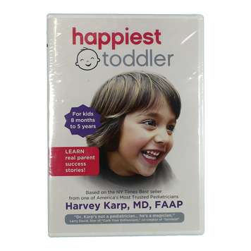 : Happiest Toddler: Must have toddler tips starting 8-12 months! for Sale on Swap.com