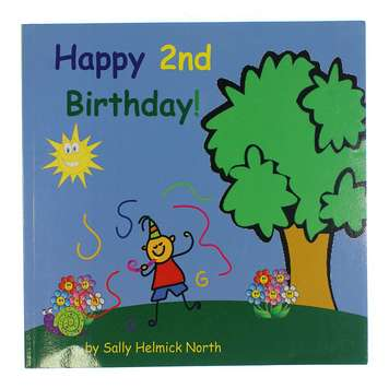 Happy 2nd Birthday for Sale on Swap.com