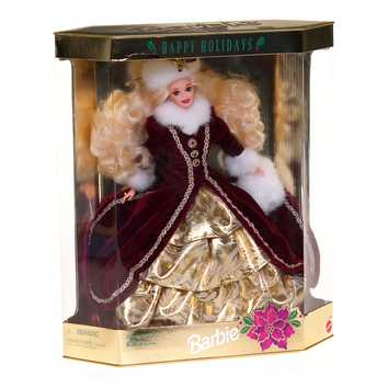 Happy Holidays Special Edition Barbie for Sale on Swap.com