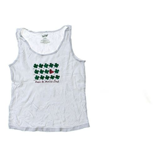 St. Patrick's Happy St. Patrick's Day Tank Top in size 12 at up to 95% Off - Swap.com