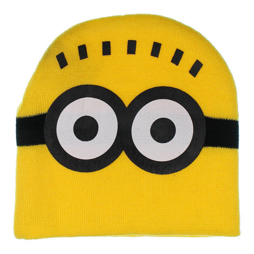 Despicable Me Hat Size One Size Gold