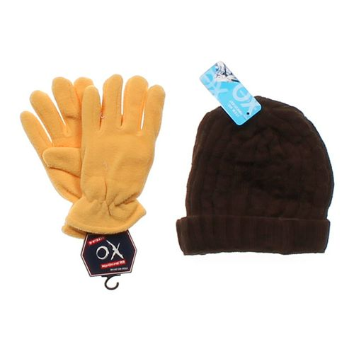XOXO Hat & Gloves Set in size 4/4T at up to 95% Off - Swap.com