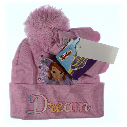 Disney Hat & Mittens Set in size 2/2T at up to 95% Off - Swap.com