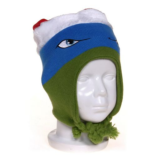 Nickelodeon Hat: Teenage Mutant Ninja Turtles in size One Size at up to 95% Off - Swap.com