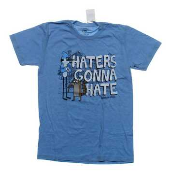"""Haters Gonna Hate"" Tee for Sale on Swap.com"